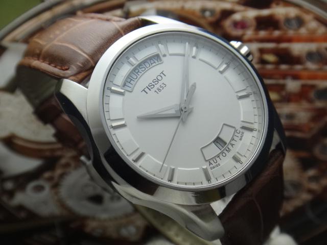Само название бренда tissot прочно ассоциируется со швейцарской точностью и спортом.