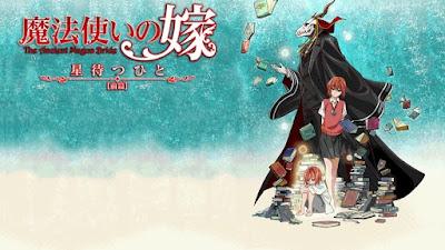 Mahoutsukai no Yome [24/24] + Ovas - Mp4 HD + Ligero - Avi - Mega - Mediafire