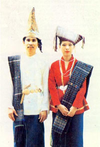 Baju Adat Batak Simalungun