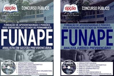 Apostila concurso FUNAPE 2017