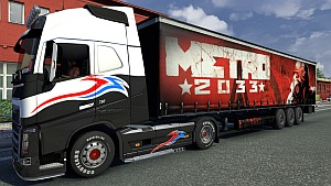 Metro 2033 trailer mod