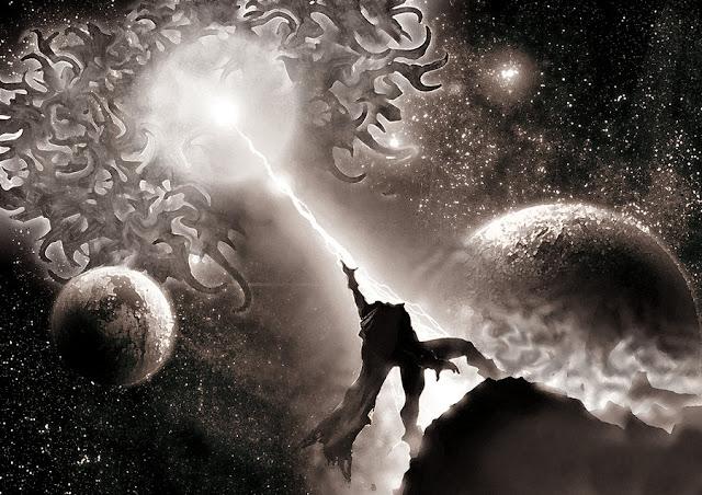 """""""Explicación de los poderes en una historia sobre superhéroes"""""""