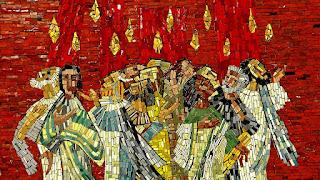 O Pentecoste. Por Tânia Guahyba.