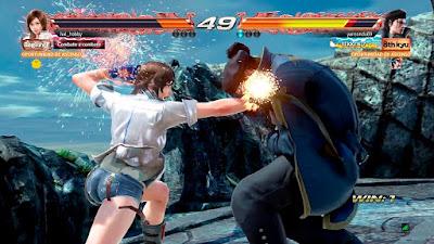 Videojuego Tekken 7 PS4