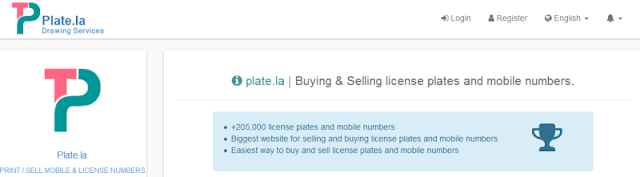 Leading Website for Selling and Buying License Plates and Mobile Numbers