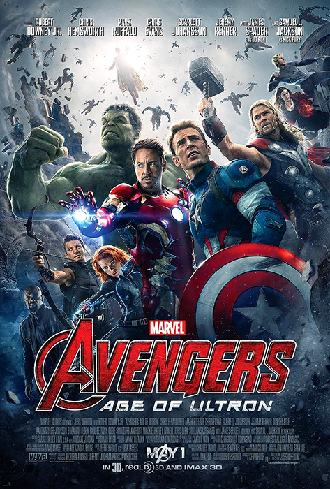 Poster Final Avengers: Age Of Ultron