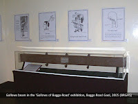 'Gallows of Boggo Road' exhibition, Boggo Road Gaol Museum, Brisbane, 2005.