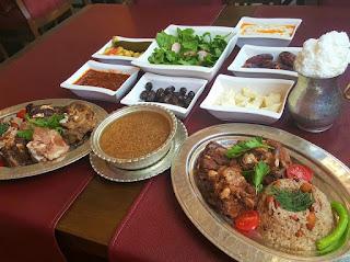 ankara iftar mekanları ramazan menü fiyatları ramazan 2019 ankara iftar menüleri