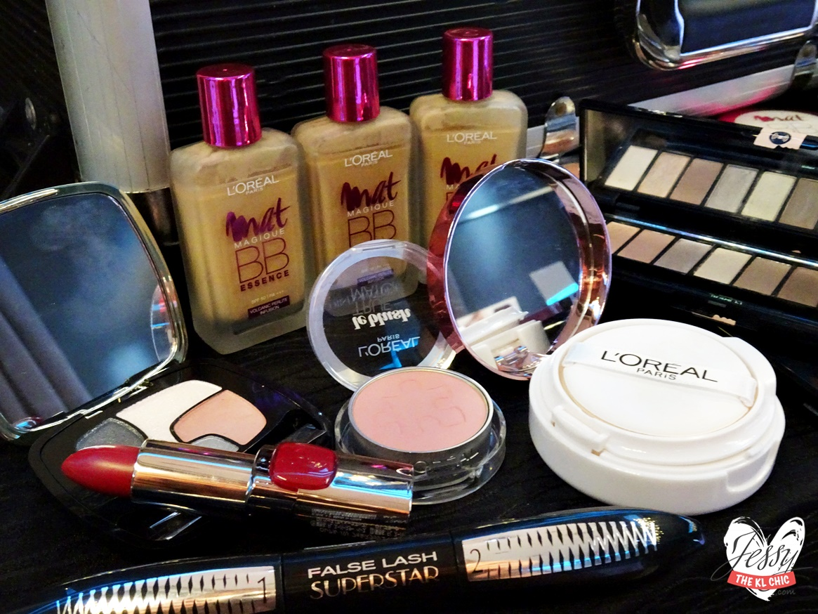 Parisian Chic Beauty with L'Oreal Paris Makeup Designer Collection