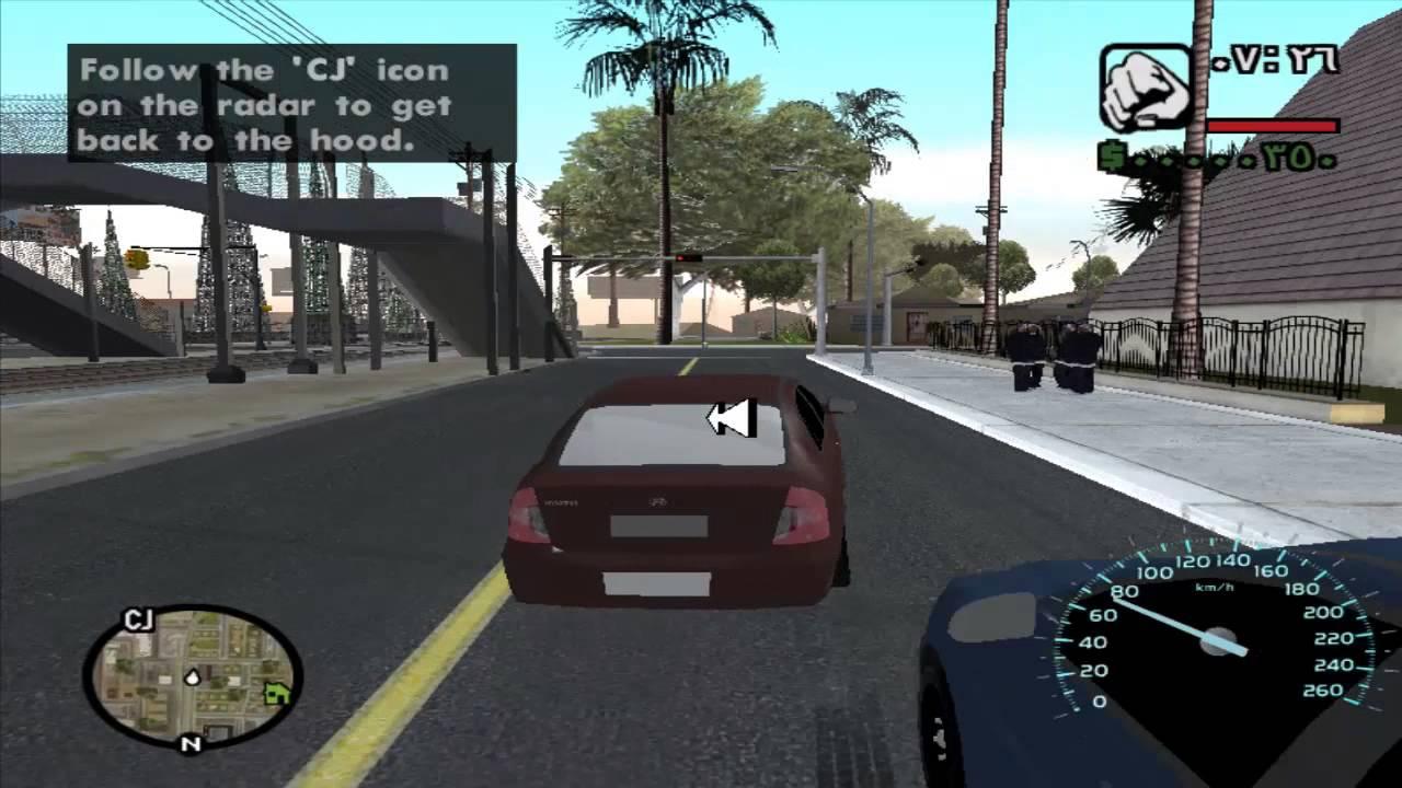 تحميل لعبة جاتا سان اندرس للكمبيوتر من ميديا فاير