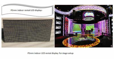 Cung cấp màn hình led p5 module led trong nhà tại quận 12