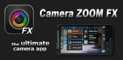 Camera ZOOM FX Premium Apk free on Android