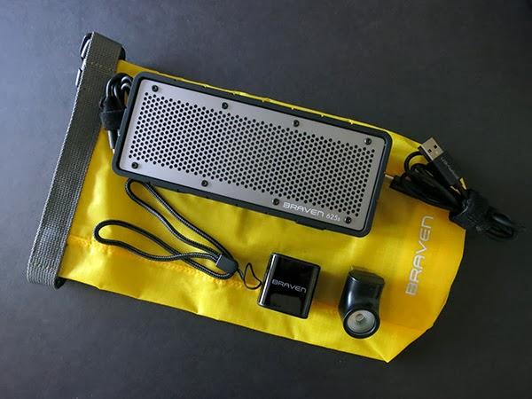 braven bluetooth speakers  Fashion Eggplant