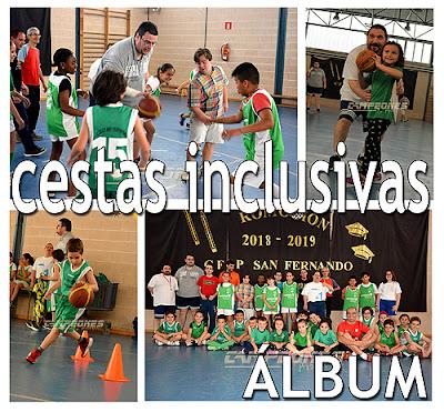 Baloncesto Inclusivo Aranjuez