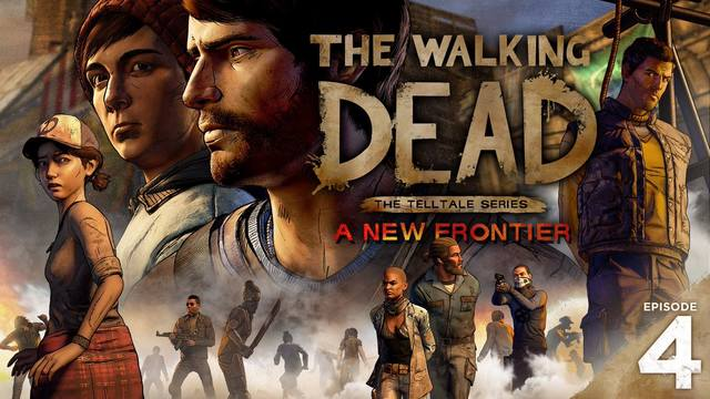 THE WALKING DEAD A NEW FRONTIER EPISODE 4-CODEX