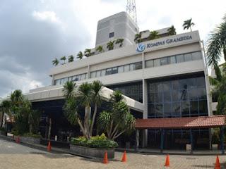 Lowongan Kerja Terbaru IT Koran Kompas (PT Kompas Media Nusantara) Jakarta