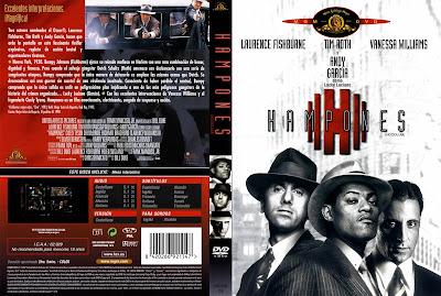 Hampones | 1997 | Hoodlum, cover, dvd, carátula