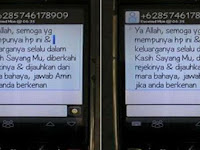 Jika Dapat SMS Doa Seperti Ini di Ponsel dari Nomor Tak Dikenal, Jangan Pernah Pernah Balas Amin! Jika Tidak Ini yang Terjadi
