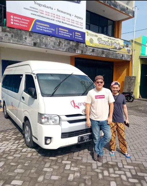 Travel Semarang ke Solo