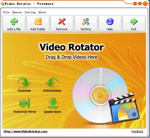 video-rotator
