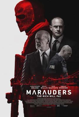 Marauders 2016 DVD R4 NTSC Latino
