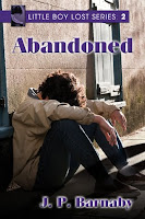 Review: Abandoned by J.P. Barnaby