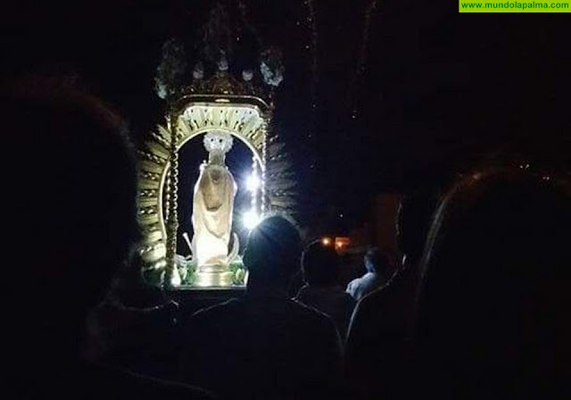 San Andrés y Sauces saca a concurso el diseño del cartel anunciador de las Fiestas Patronales en Honor a Nuestra Señora de Montserrat 2019