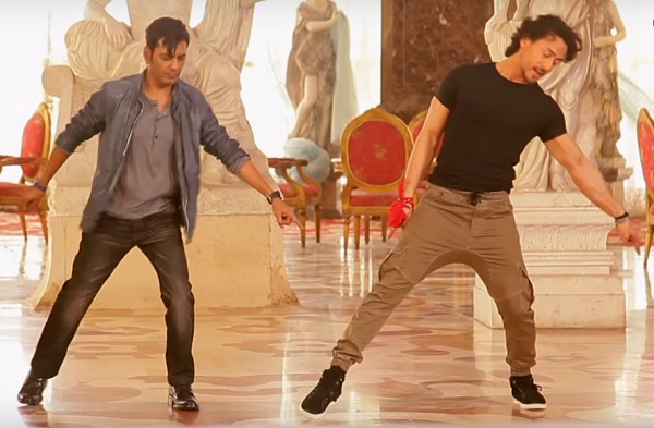 Tiger Shroff Dance Moves