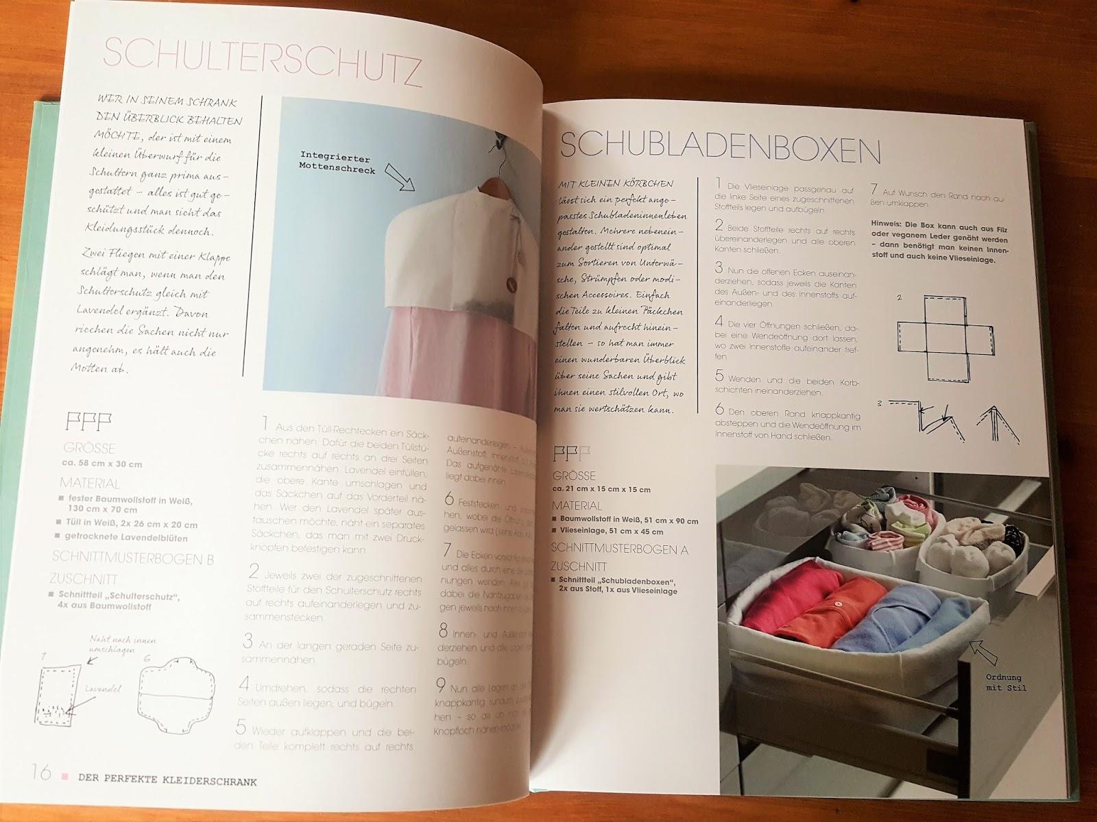 neues n hbuch must have n hideen die ordnung schaffen. Black Bedroom Furniture Sets. Home Design Ideas