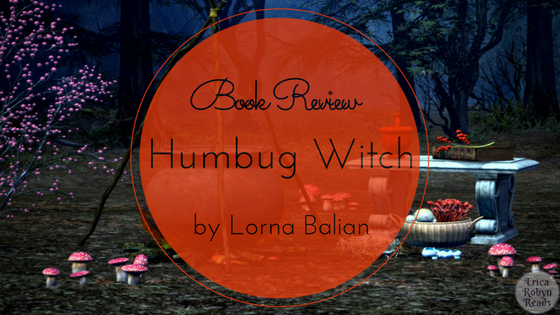Book Review of Humbug Witch by Lorna Balian