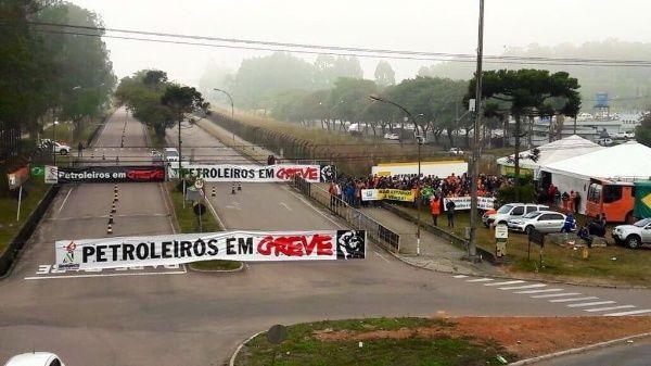 Mayoría de los brasileños respalda huelga de camioneros