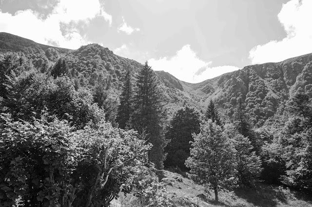 Landschaft, Hohneck, Berg, Alpen Vogesen in Frankreich  Landschaftsfotografie Andreas Blauth