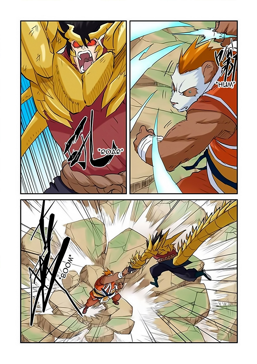 Tales of Demons and Gods Chapter 144