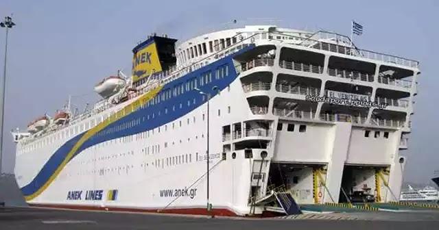 """Η κυβέρνηση ναύλωσε το πλοίο «Ελευθέριος Βενιζέλος» - Στην Κω για εγκατασταθούν 2.500 """"μετανάστες"""" !!!"""