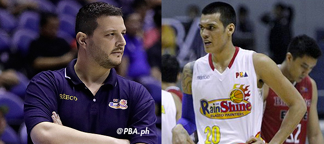 Coach Caloy Garcia SPEAKS Up About Raymond Almazan Issue