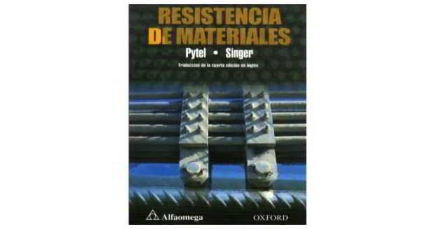 Descargar Resistencia de Materiales - Pytel, Singer