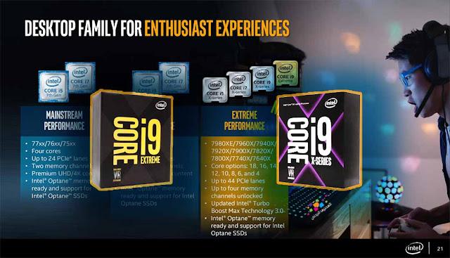 معالج core i9 ، core i9 processor