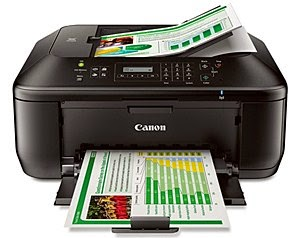 Canon PIXMA MX472 Wireless All-In-One Printer Drivers Download