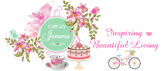 AT HOME WITH JEMMA