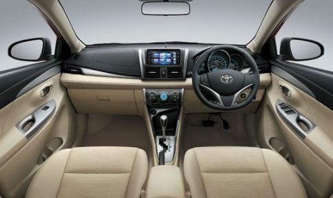 Interior Toyota Avanza Veloz