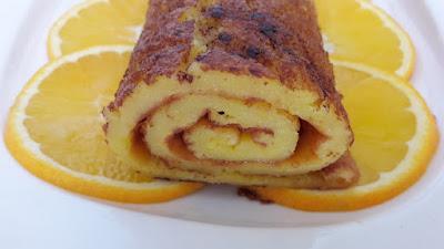 Pastís de Taronja o Torta Laranja portuguesa