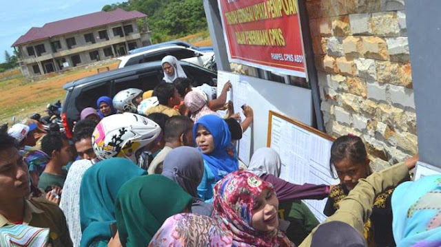Terhalang RAPBK, Nasib Tenaga Kontrak Abdya Belum Jelas