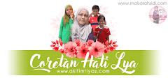 Edit Template Dan Design Header Blog Coretan Hati Lya
