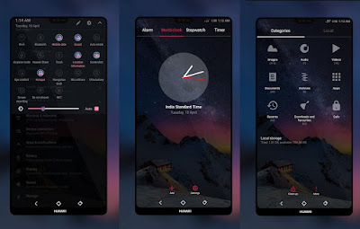 Download DESTINY THEME For EMUI