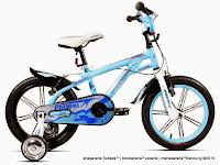 Pacific Astrio BMX 16 Inci Sepeda Anak Laki