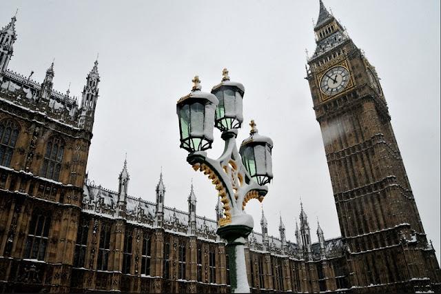 Clima em Janeiro em Londres