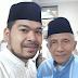 Ketua Alumni Yordania, Ust Tengku Marjuwan Ibrahim Doakan H Julkifli Marbun, MA di #Pileg2019