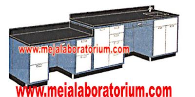 jual meja laboratorium