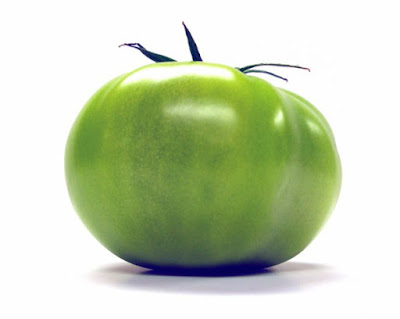 Colors of Tomatoes - Green Tomato