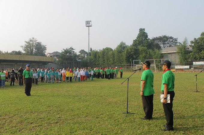 Depok Siapkan Atlit Olahraga Tradisional ke Tingkat Provinsi Jabar